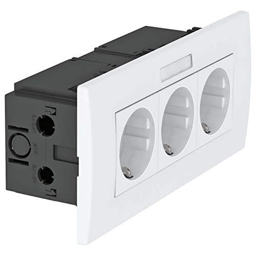 obo-bettermann–Laufwerk Box Arbeitsplatte Modul45sderwd0rw3b 84x 185x 59mm
