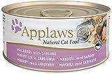 Applaws Cat Sardina – 156 g – 24 latas