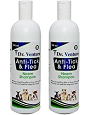 Dr Venture Anti-Itching, Dog Shampoo with Natural Neem and Lemongrass 500 ml
