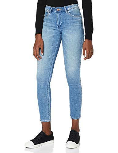 Wrangler Womens Skinny Jeans, Sweet Vintage, 32/32