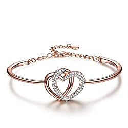 Amazon Daily Deals, hearts, jewelry, women jewelry