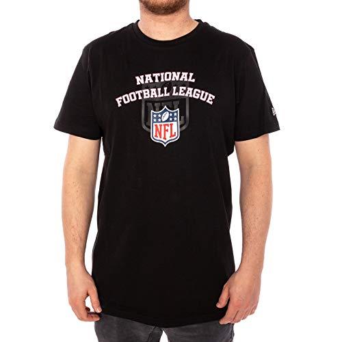 New Era Herren NFL Shadow T Shirt Aller Top Teams der National Football League (L, National Football League)