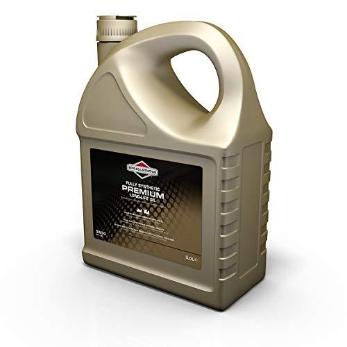 Olio motore Briggs & Stratton 100009S 4-tempi Premium, nero, 5.0litri