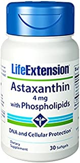 Astaxanthin with Phospholipids 4 mg, 30 softgels-Pack-2