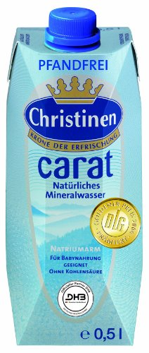 Christinen Carat, 24er Pack (24 x 0,5 l Packung)