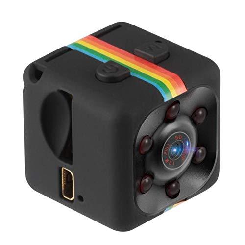Ba30DEllylelly SQ11 HD 960 / 1080P Mini cámara Videocámara DVR para automóvil Grabador de Video infrarrojo Cámara Digital Deportiva Soporte Tarjeta TF Cámara DV