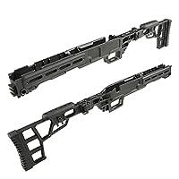 メープルリーフ (Maple Leaf) VSR-10用 MLC S2 ライフルシャーシセット (東京マルイ対応)