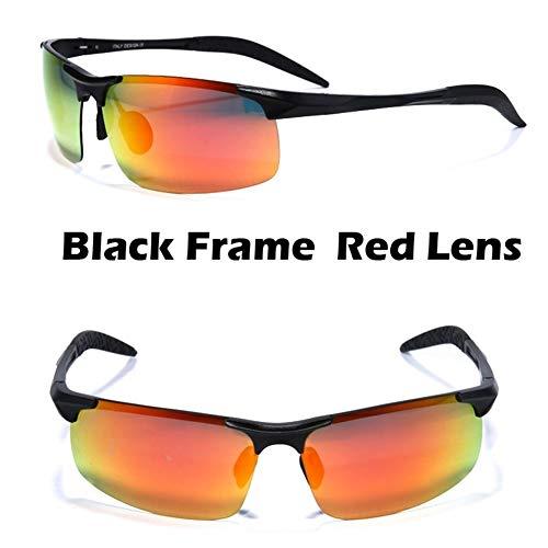 Hot Koop mannen aluminium-magnesium automobilisten nachtkijker anti-glare polarisator zonnebril gepolariseerde Driving Glasses (Lenses Color : 10)