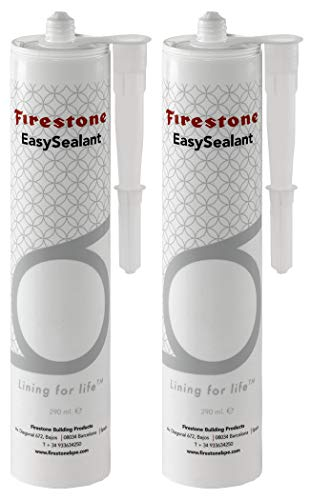 Firestone - EasySealant EPDM Kleber - Kartusche - 2 x 290 ml