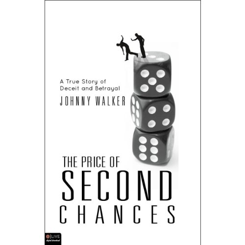 The Price of Second Chances     A True Story of Deceit and Betrayal              By:                                                                                                                                 Johnny Walker                               Narrated by:                                                                                                                                 Stephen Rozzell                      Length: 3 hrs and 29 mins     1 rating     Overall 2.0