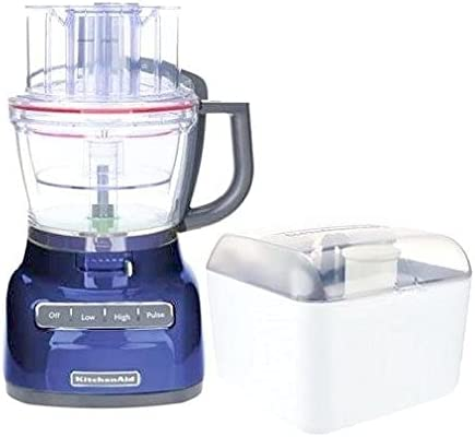 popular KitchenAid 13-Cup Food Processor with Exact wholesale Slice System popular (Renewed) outlet sale
