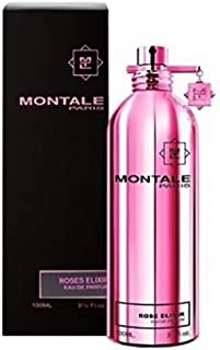 Montale Roses Elixir - perfumes for women -100 ml, Eau de Parfum-