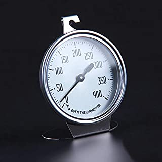 Stainless Steel Oven Thermometer Kitchen Thermometer Bakeware Baking Utensil Rodalind