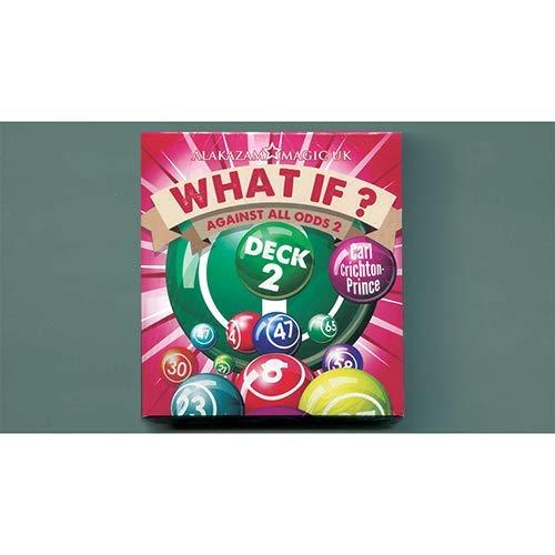 ¿Qué pasa si (Deck 2 Truco y DVD) por Carl Crichton-Prince - DVD