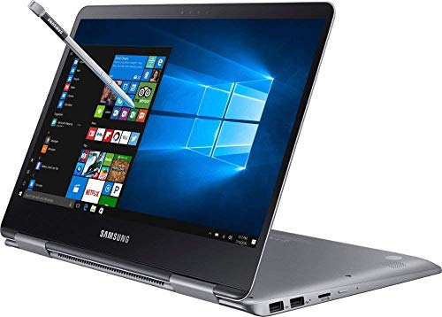 Samsung Notebook 9 Pro 13 - 13.3 Touch - 8Gen i7-8550U - 8GB - 256GB SSD - S-pen (Renewed)