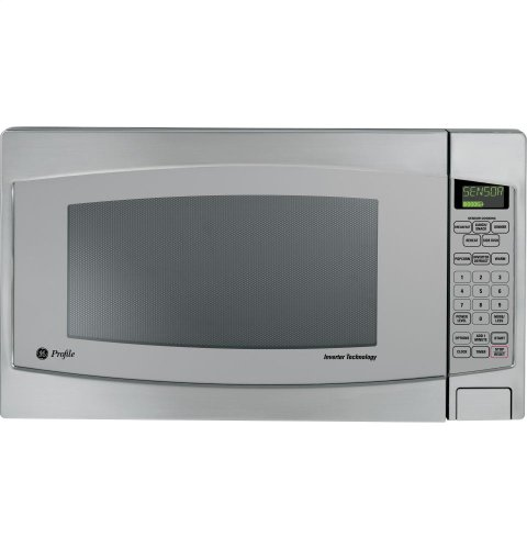 Profile 2.2 Cu.'. Countertop Microwave W/Child Lockout & Extra Large