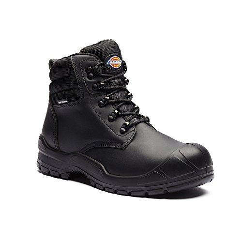 Dickies Herren Trenton Safety Stiefel (11,5UK/46EU) (Schwarz)