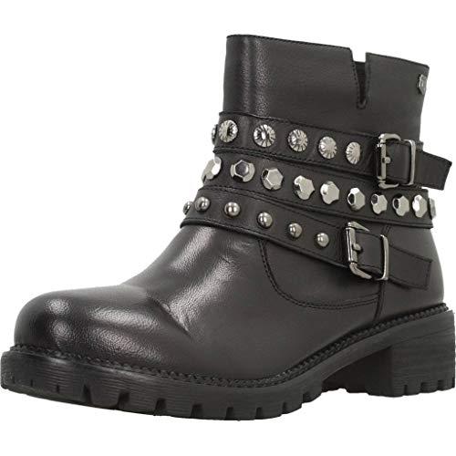 CARMELA Stiefelleten/Boots Damen, Color Schwarz, Marca, Modelo Stiefelleten/Boots Damen 66436C Schwarz