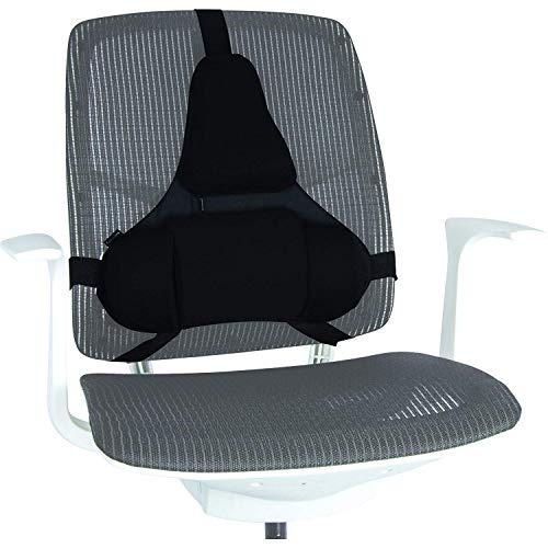 Fellowes - Cojín para silla gaming ergonómico