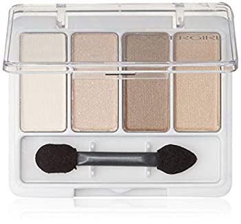 Covergirl Crded Eye Shadow Quads 280 Natural Nudes 1.4 Ounce