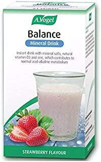 Avogel A.Vogel Balance Mineral Drink (Strawberry Flavour) - 21Sachets