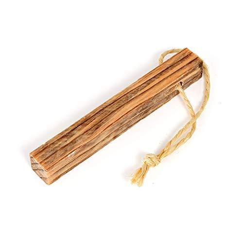 Light My Fire Fire - Kindling Fire - Natürlicher Feuerstarter - Zunder-Stick - 100% chemikalienfrei - Ideal für Camping/Wandern/Überleben/Kamine