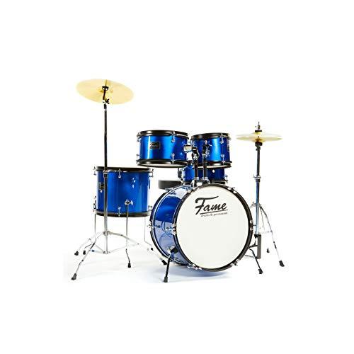 Fame Kiddyset 5 PC Junior Drumset