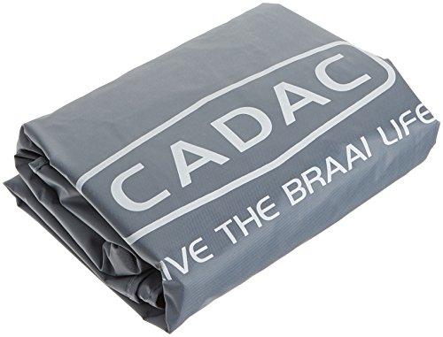 Cadac 98700-20-CVR BBQ Abdeckhaube, Grau