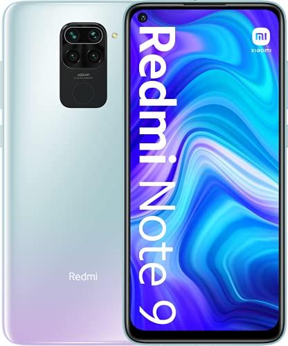 Redmi Note 9 Polar White 3GB RAM 64GB ROM - 3