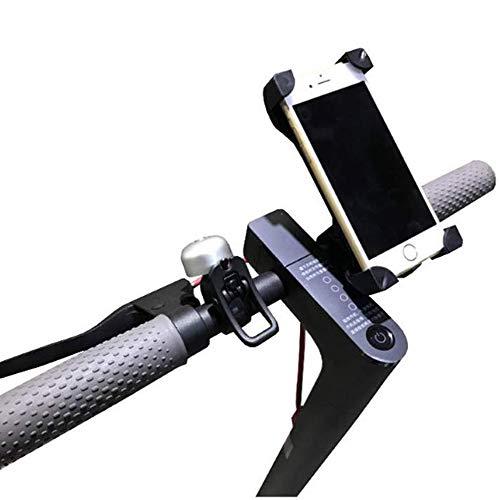 Linghuang Handy Halter Verstellbarer Roller Ständer Holder Halterungen für Xiaomi Mijia M365 Elektric Skateboard