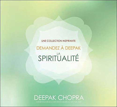 Demandu Deepak - Spiriteco - Aŭdlibro