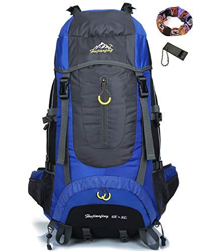 1. Ticktock Ong 70L – La mochila para los excursionistas