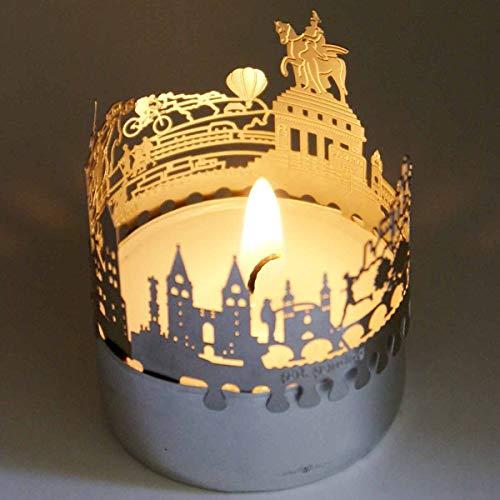 13gramm Koblenz-Skyline Windlicht...