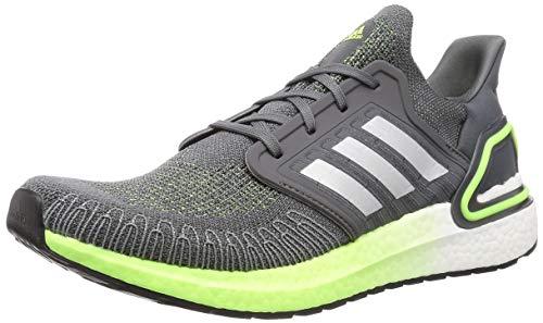adidas ULTRABOOST 20, Men's Sneaker, Gricin/Plamet/Versen, 6 UK (39 1/3 EU)
