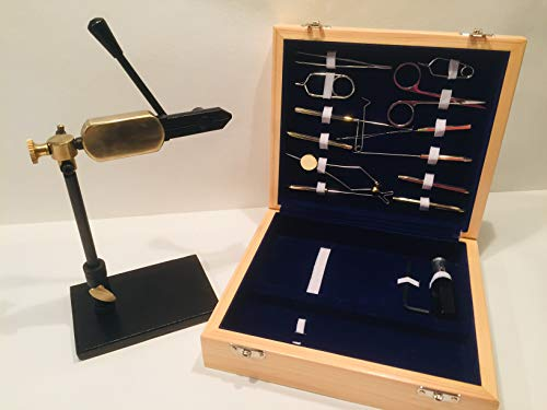 Rotary Fly Tying Vice and FULL SET of tools