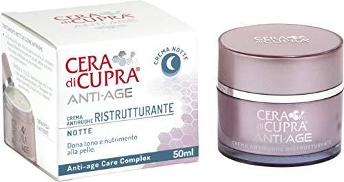 Cera di Cupra Crema Antirughe Notte - 3 confezioni da 50 ml