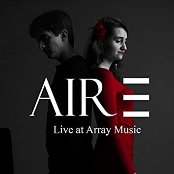 Live at Array Music