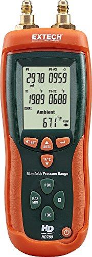 Extech HD780 Digitales Druckmessgerät