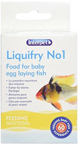 Interpet Liquifry Nº 1 – Alimento para Huevos de bebé Pescado ponedor