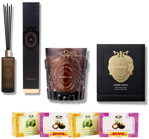 Set A10 Panpuri Southern Belle Very popular! Diffuser Cause Ce Tucson Mall Perfume