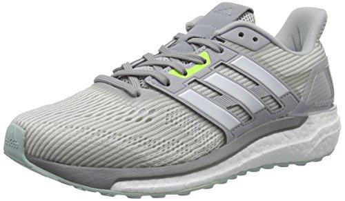 adidas Supernova, Zapatillas de Running para Mujer, Gris (Lgh Solid Grey Footwear White Mgh Solid Grey), 38 2 3 EU