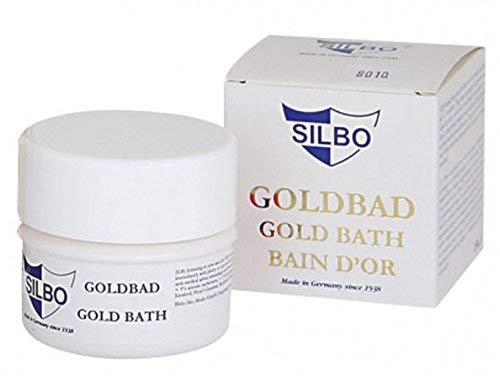 silbo. onderdompeling voor het reinigen van gouden sieraden en munten