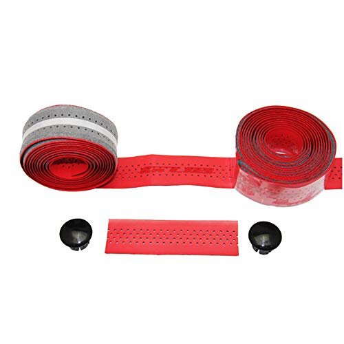DAG-Outdoor Supplies Accesorios de Deportes al Aire Libre Cycle Grip Bar Tape...