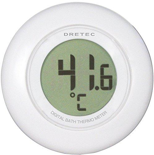 ドリテック『デジタル湯温計』
