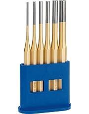 Splintdrivagssats (drivrutin), 3,4,5,6,8,10 mm, 8-kanal – CV-stål, rundade kanter – 4251700