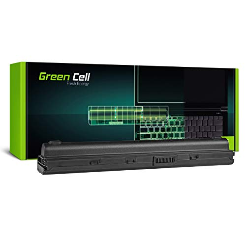 Green Cell Akku für Asus A52JE-EX211D A52JE-EX214V A52JE-EX234V A52JE-EX274 A52JE-EX274V A52JK A52JK-SX002V A52JK-SX016V A52JK-SX053 A52JK-SX053V Laptop (6600mAh 10.8V Schwarz)