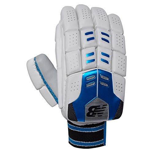 New Balance 9DC680GJ Cricket-Handschuhe für Kinder, DC 680, blau/schwarz, Youth Left Hand