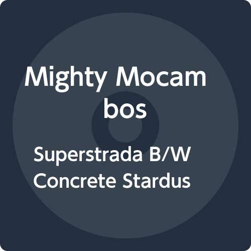 Superstrada B/W Concrete Stardust [Vinyl LP]