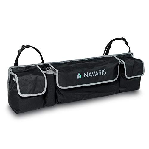 Navaris Organizador para Maletero y Asiento Trasero - Bolsa