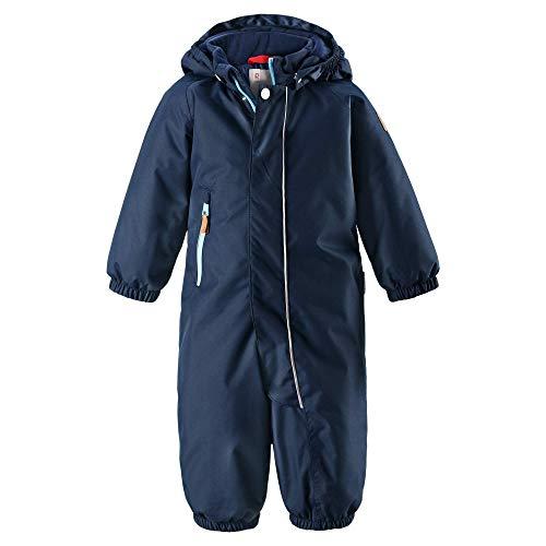 Reima Kids Puhuri Winter Overall Blau, Kinder Freizeitjacke, Größe 80 - Farbe Navy